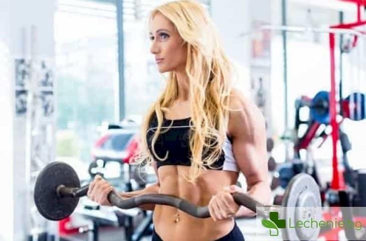 Фитнес упражнения за гръб за жени