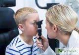 Петно на бялото на окото на детето – опасно ли е или не