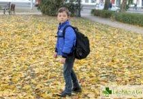 На колко години детето може да ходи самó на училище