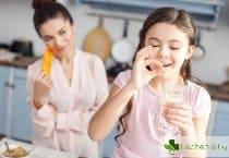 5 опасни грешки, които допускат при даване на лекарства на децата