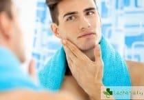 Болестта на неправилното бръснене - псевдофоликулит