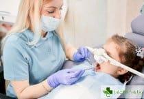 Защо седацията е опасна при лечение на детските зъби