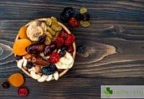 Най-полезните за здравето сушени плодове