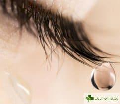 Постоянно сълзене на очите – причини, какво трябва да правим