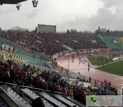 Намекват за забрана на крещенето по стадионите заради COVID-19