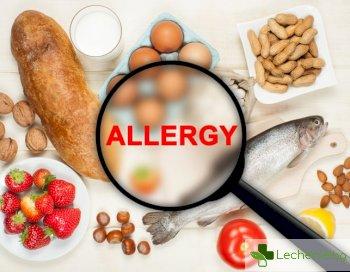 Хранителните алергии се препобват най-бързо с микроби