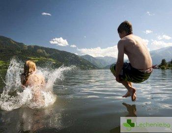 Слънце, въздух и вода докарват алергии при децата