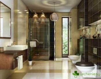 Как да подобрим качеството на въздуха в банята