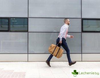 Бързото ходене може да ни направи дълголетници