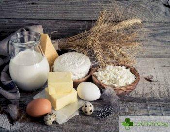 Бели храни - кои от тях са вредни
