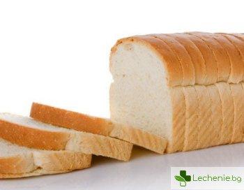 Предизвиква ли белият хляб пристрастяване