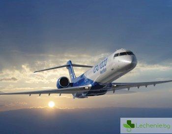 Защо при пътуване със самолет съществува висок риск от сърдечен пристъп