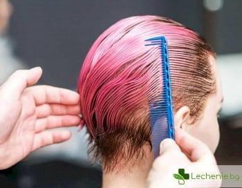 Боя за коса и химическо изправяне път към рак на гърдата