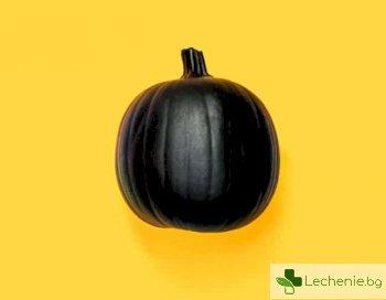 Черни зеленчуци, за да ядем само здравословни храни