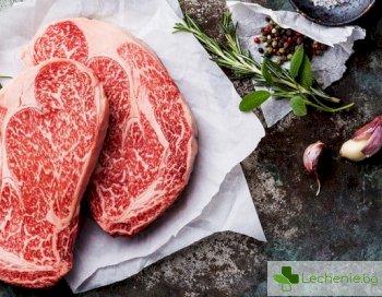 Червеното месо може да ни предпази от множествена склероза
