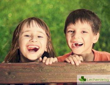 Кога и на каква възраст падат детските млечни зъби