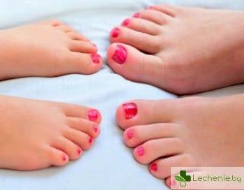 Гъбички по ноктите при малки деца - какво лечение е необходимо