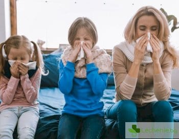 Симптоми на грип тип А и Б при деца - какви са разликите