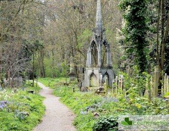 Течащата вода в гробищните паркове става задължителна от днес