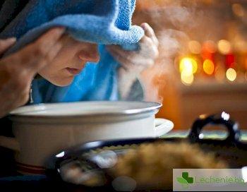 Инхалации при остър фарингит - кога се прилагат