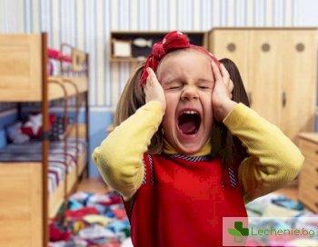 Истерия при деца - как да се справят родителите