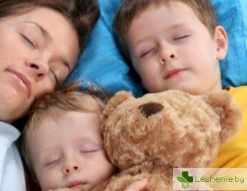 Как да разберем какво е сънувало детето?
