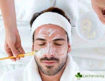 Съвети за подтикване на мъжа към употреба на бяла козметика