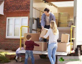 Преместване в нов дом - травма за детската психика