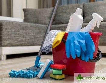 Почистване на дома при пандемия от коронавирус - какво трябва да знаем