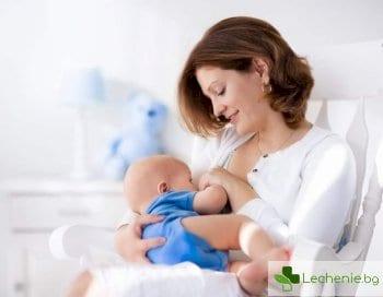 Майчиното мляко осигурява дълготрайна защита от инфекции