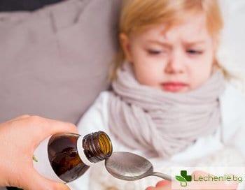 Лаеща кашлица при деца с 200% по-вероятна епилепсия