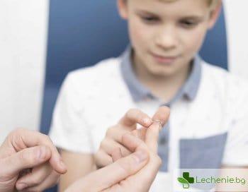 Нови контактни лещи забавят развитието на късогледство при деца