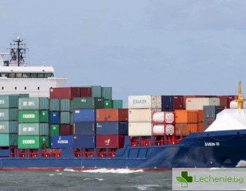 Коронавирусът ни атакува по море, кораб във Варна под карантина