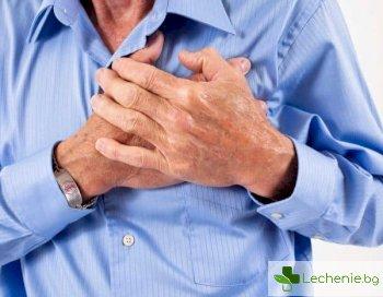 Коронарна болест на сърцето