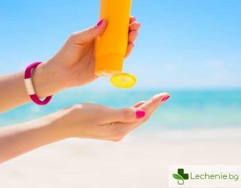 3 най-големи големи грешки при използване на крем за слънце