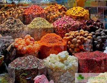Арабска диета - красотата на Изтока