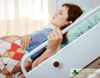 Бързо раждане - голям риск за майката и за бебето