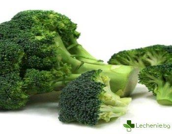 Броколи - най-мощният противораков зеленчук