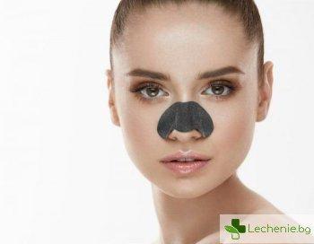 Почистващи ленти за кожата на носа срещу черни точки - тайната на ефективността