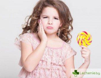 Захарта - възможна причина за лошо поведение на детето