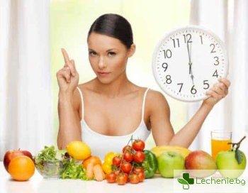 Интервално гладуване - профилактика или опасност за здравето