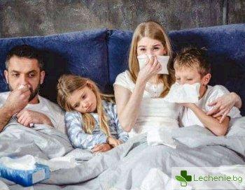 Грип при деца - ваксина или лекарства