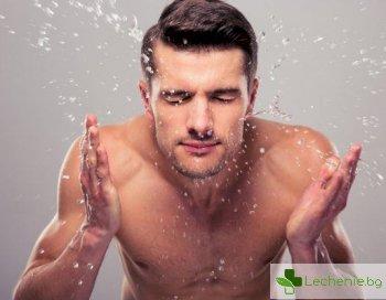 Правилна грижа за мъжката кожа според възрастта