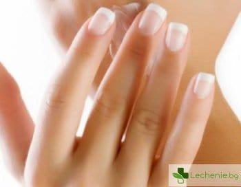 Как да се грижим за кожата на ръцете?
