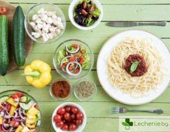 Топ 5 храни - източници на наднормено тегло при бременност