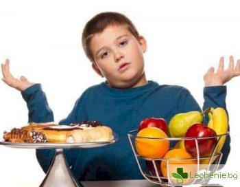 Неправилно хранене при деца - топ 5 опасни последствия