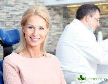 Имплантация на зъби при климакс - рискове и последствия