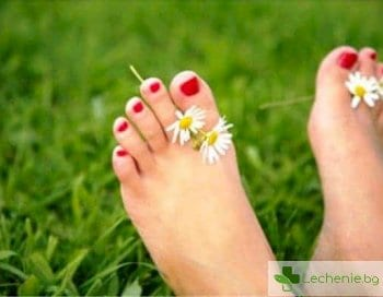 Как да се избавите от неприятната миризма на краката в домашни условия