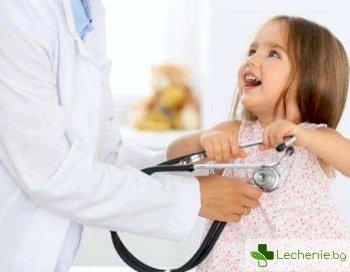 Магнитолазерна терапия при лечение на бронхиална астма при деца