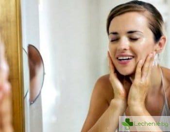 Маска за лице според типа кожа